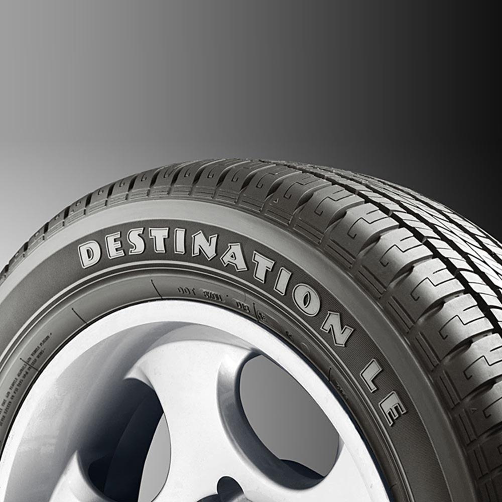 pneu firestone destination le 235 60 r17 100h original gm captiva. Black Bedroom Furniture Sets. Home Design Ideas