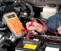 Bateria e Elétrica Automotiva